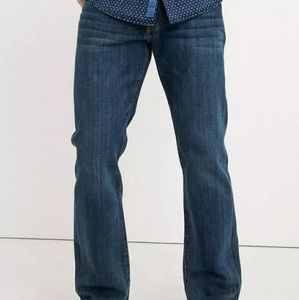 New Lucky Brand Mens 221 Staright Jeans 40 X 30